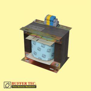 ترانسفورماتور تک فاز، محصول شرکت مهندسی بافرتک